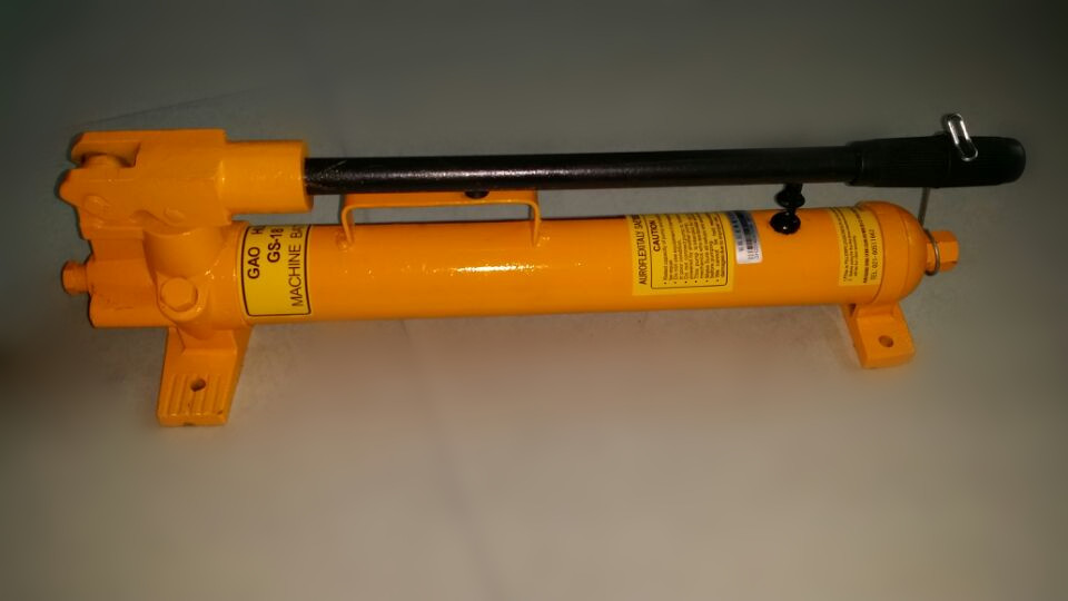 手动液压泵by-18(s-18.图片